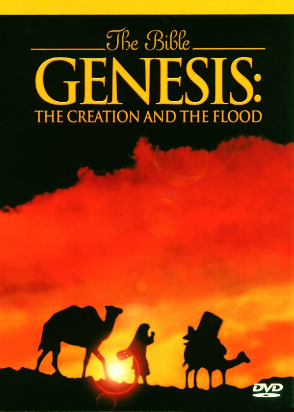 """The Bible """"GENESIS"""" The Creation and the Flood"""