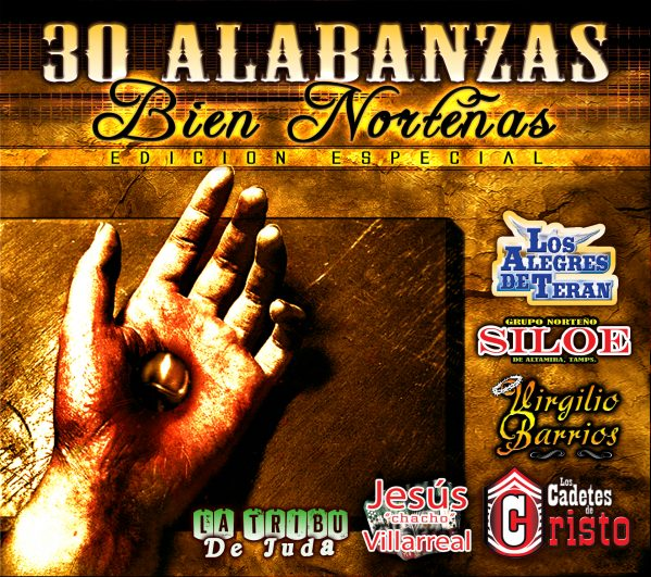 30 Alabanzas Bien Nortenas (3 CD's)