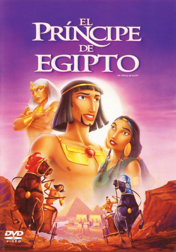 El Principe De Egipto (The Prince Of Egypt)-0