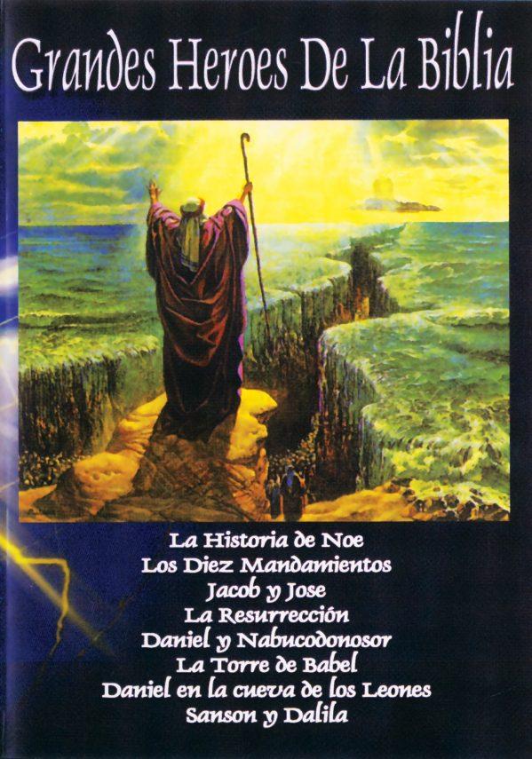 Grandes Heroes De La Biblia
