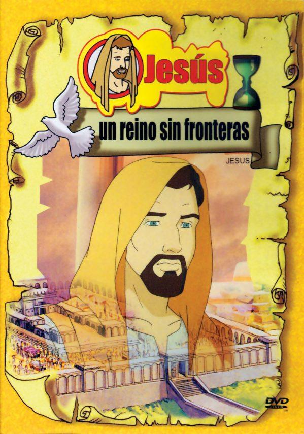 Jesus Un Reyno Sin Fronteras