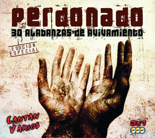 Perdonado (3 CD's)