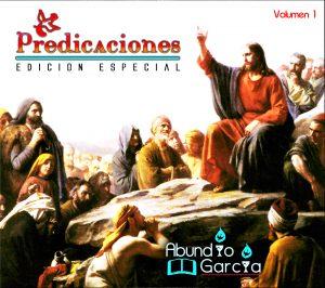 Predicaciones Vol.1 (3 CD's) Abundio Garcia