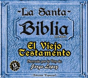 "La Santa Biblia ""El Viejo Testamento"" ( 12 CD's)"