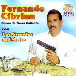Fernando Cibrian - Gallos de Tierra Caliente-0