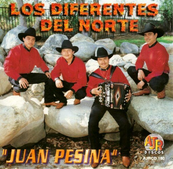 "Los Diferentes Del Norte ""Juan Pesina""-0"