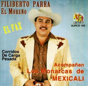 """Filiberto Parra """"El Fax""""-0"""