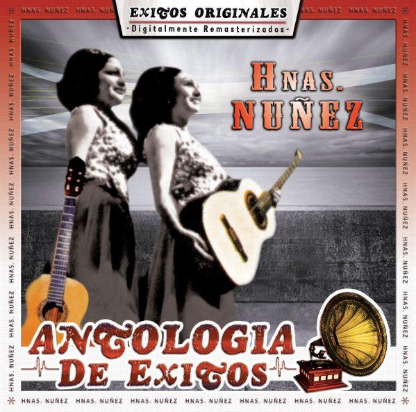 Hermanas Nuñes - Antologia de los exitos-0