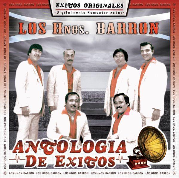 Los Hrnos Barron - Antologia de Exitos-0
