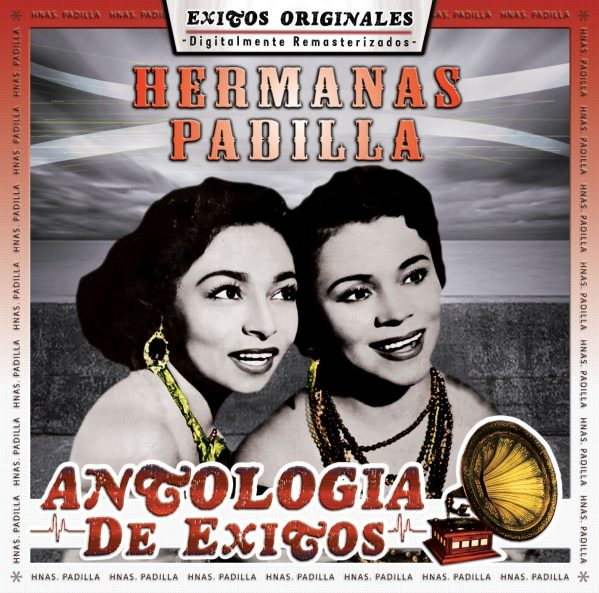 Hermanas Padilla - Antalogia de Exitos-0