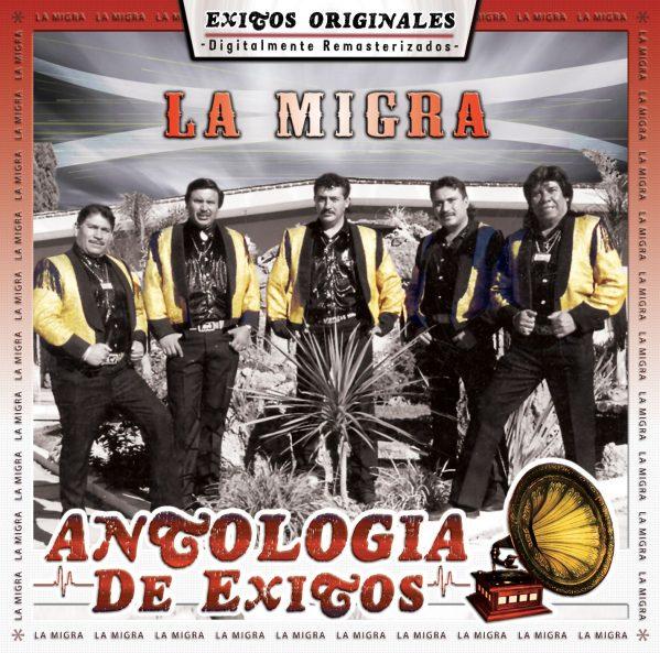 La Migra - Antologia de Exitos-0