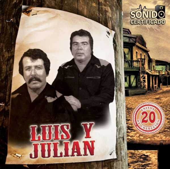 Luis y Julian - 20 Exitos-0