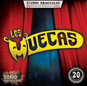 Los Muecas - 20 Exitos-0
