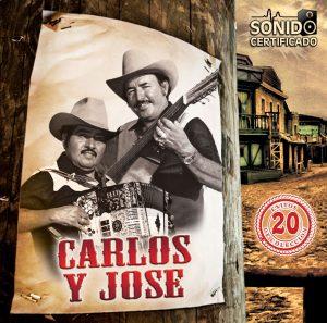Carlos Y Jose - 20 Exitos-0
