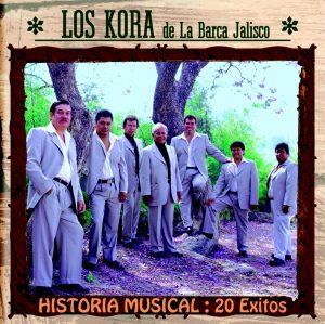 "Los Kora De La Barca Jal. ""Historia Musical""-0"